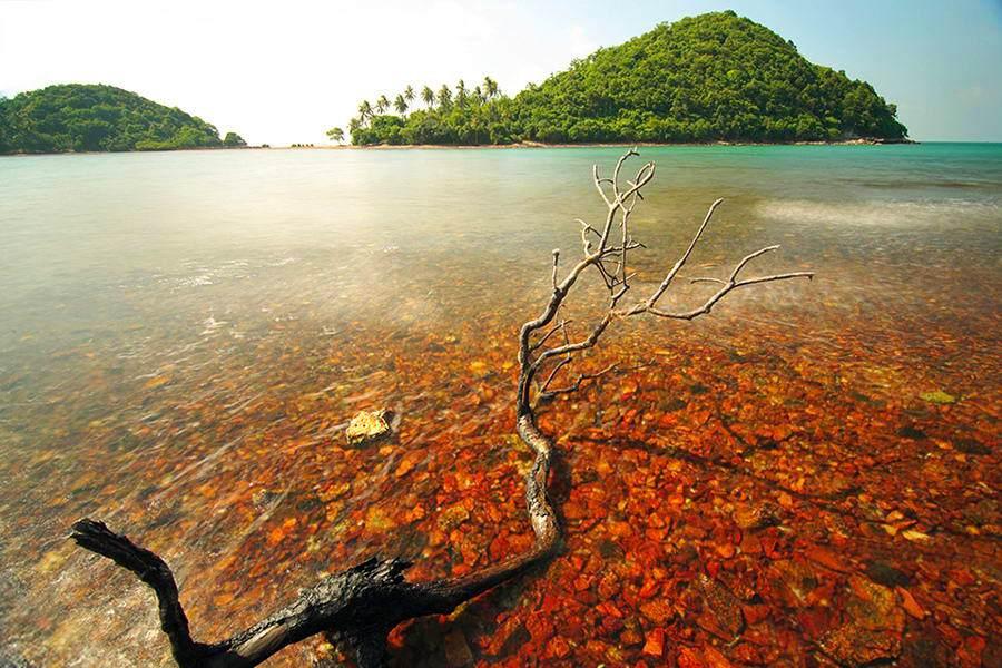 Ba Lua archipelago