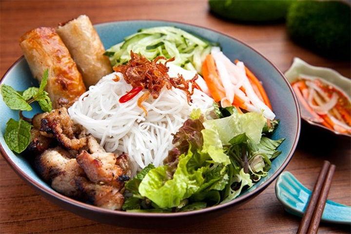 Bun Thit Nuong - Cha Gio