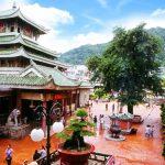 Ba Chua Xu Temple
