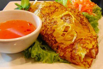 Banh xeo - Vietnamese pancake