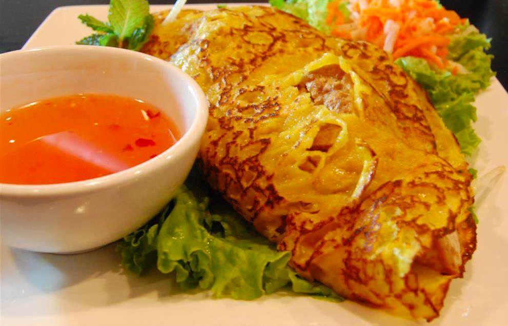 Mekong Delta Pancake