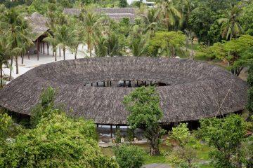 Mud bath I-Resort
