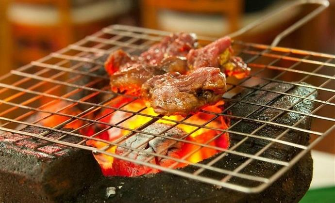 Lac Canh Grilled Beef