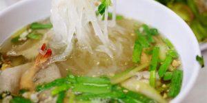 Mekong delta foods
