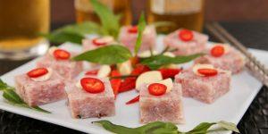 Lai Vung fermented pork roll