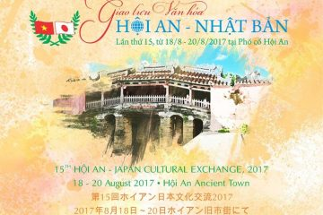 15th Hoi An – Japan Cultural Exchange 2017