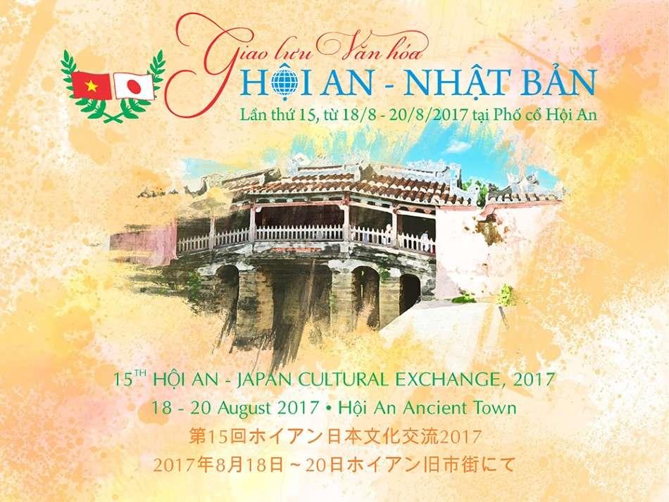 15th Hoi An – Japan Cultural Exchange 2017